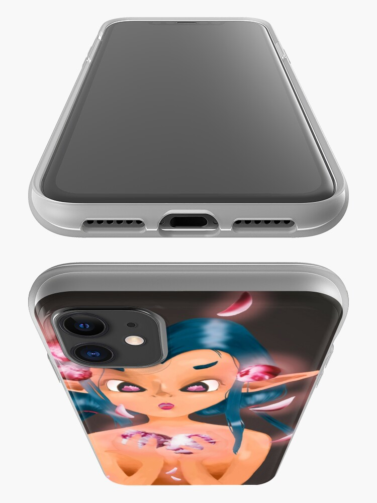 Alternate view of Hailey's Paeonia iPhone Case & Cover