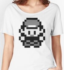 Pokemon Red Women's Relaxed Fit T-Shirt