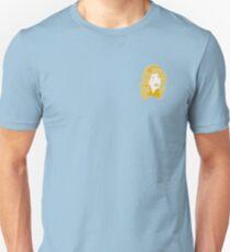 Yellow Dolly Parton Portrait Unisex T-Shirt