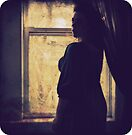she waits by the window by Angel Warda