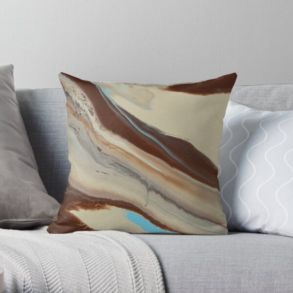 MOTHER EARTH 2 Throw Pillow