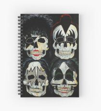 Killer Kiss  Spiral Notebook