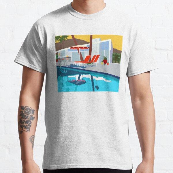Mid Century Poolside Classic T-Shirt
