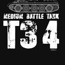 T34 TANK by PANZER212