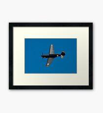 Warbird Framed Print