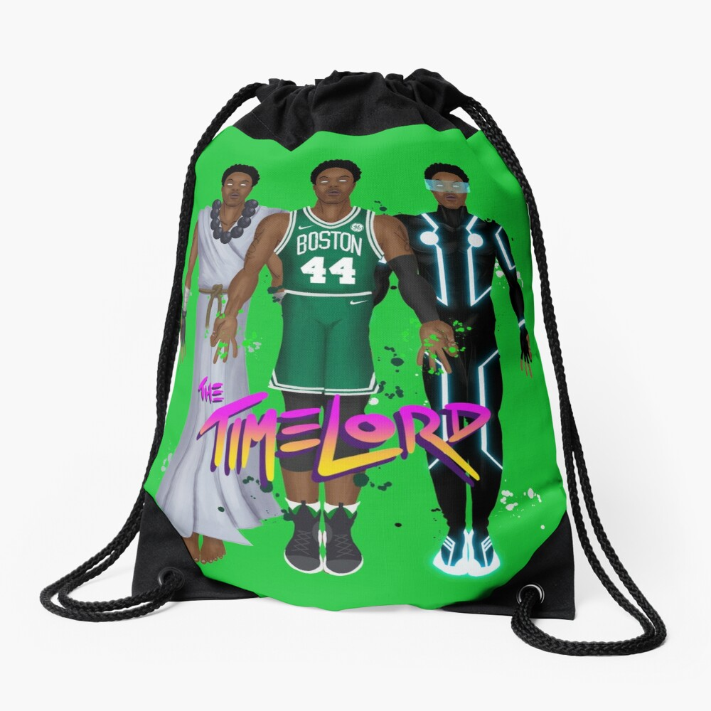 Timelord - Robert Williams - Time Lord Drawstring Bag