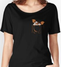 gizmo pocket Women's Relaxed Fit T-Shirt