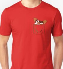 gizmo pocket Unisex T-Shirt