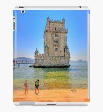 Belém colors iPad Case/Skin