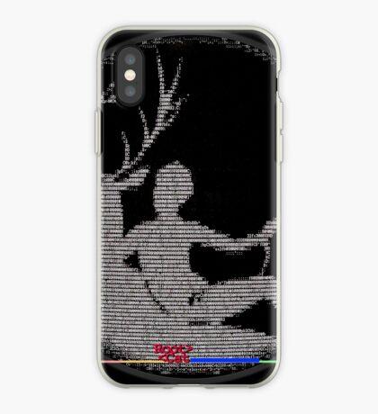 """Diane is Ascii Art"" [Diane De Poitiers 2019 by RootCat] iPhone Case"