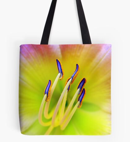 Inner DayLily Tote Bag