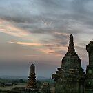 Bagan Sunset by Reglyons