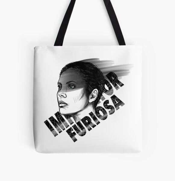 FURIOSA All Over Print Tote Bag