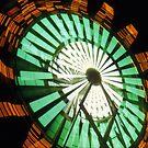 Ferris Wheel Fun by John Dalkin