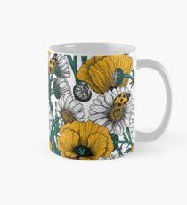 The meadow in yellow Mug