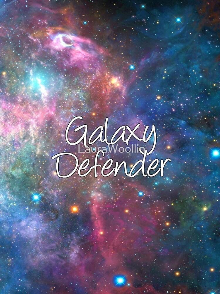 Galaxy Defender by LauraWoollin