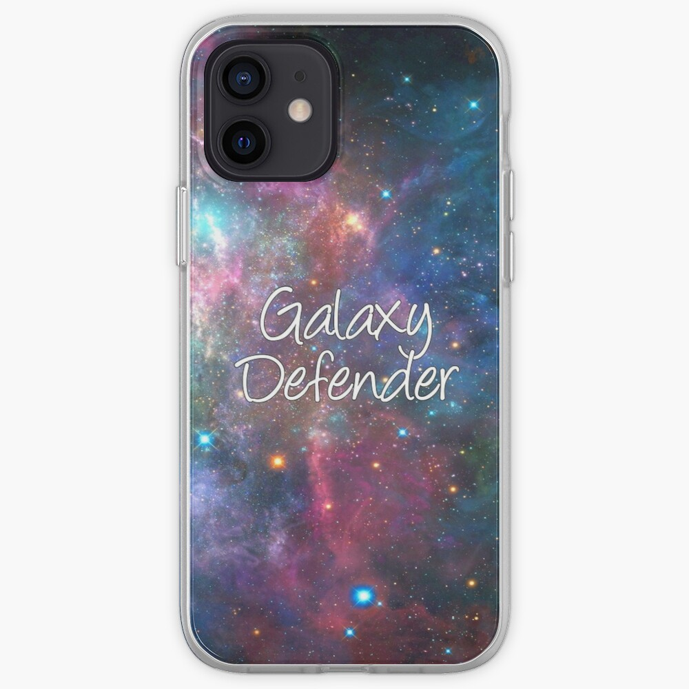 Galaxy Defender iPhone Case & Cover