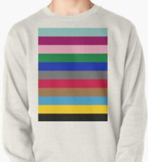 Colours of The London Underground Pullover