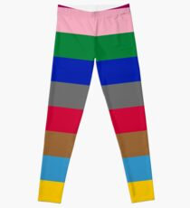 Colours of The London Underground Leggings