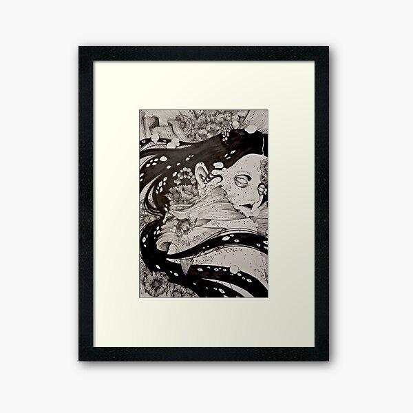 15/2018. Framed Art Print