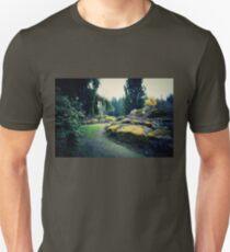 Moss Covered Unisex T-Shirt