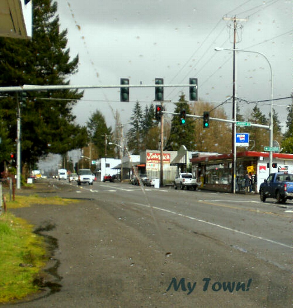 My Little Town by Dayonda