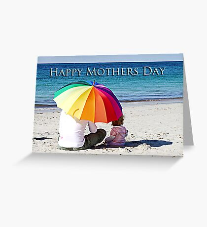 Happy Mothers Day Card Greeting Card