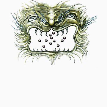 Lion by Kristinahs