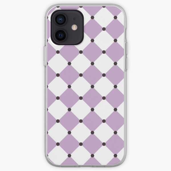 Motif Purple Haze Coque souple iPhone