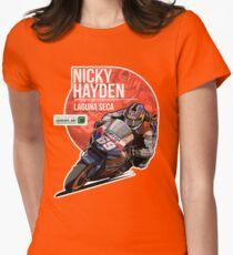 Nicky Hayden - 2006 Laguna Seca Fitted T-Shirt