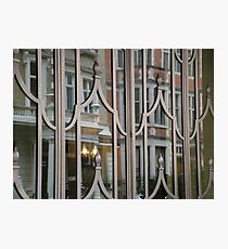 Claridges London, Ballroom Entrance Photographic Print