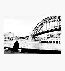 Location, Location, Location Photographic Print