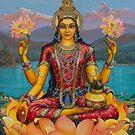 Lakshmi devi by Vrindavan Das