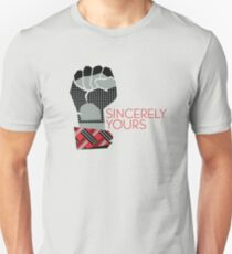 Sincerely Yours, The Breakfast Club Slim Fit T-Shirt