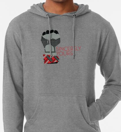 Sincerely Yours, The Breakfast Club Lightweight Hoodie