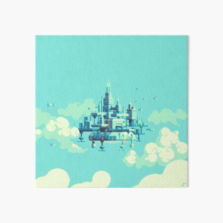Floating City of 4000 Art Board Print