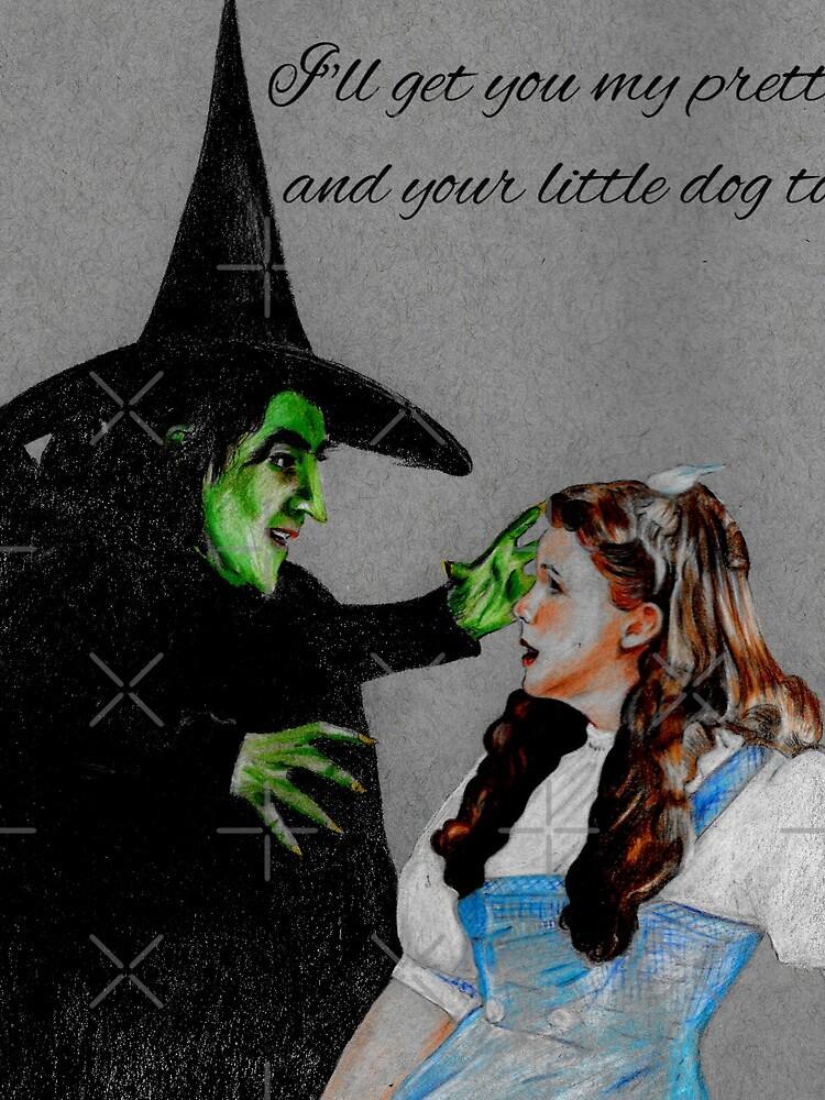 Ich hole dir mein Hübsches und deinen kleinen Hund auch. von BlackCultDesign