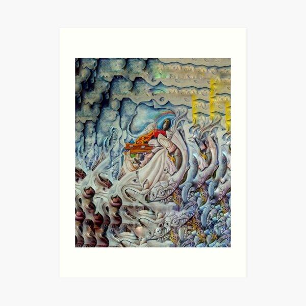 Cucire I sogni,variant 2019 Art Print
