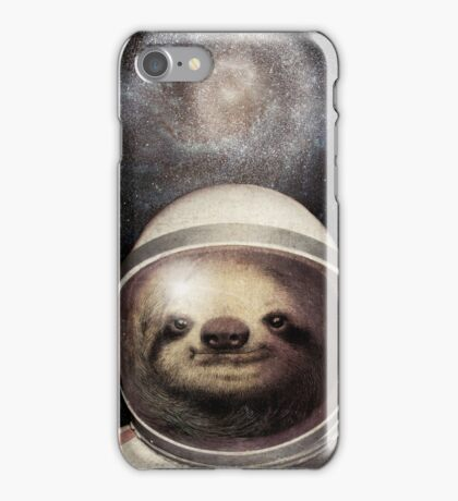 Space Sloth iPhone Case/Skin