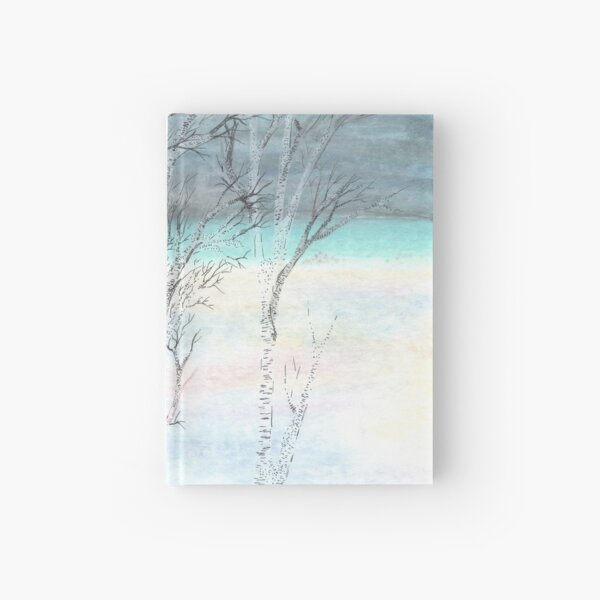 Under Northern Skies Hardcover Journal
