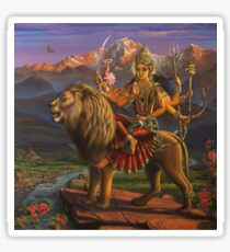 Shree Durga Sticker
