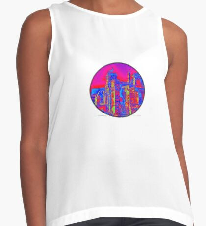 «Anet Castle | Castle of Anet »III Sleeveless Top