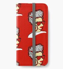 Strawberry Lady- Red iPhone Wallet/Case/Skin
