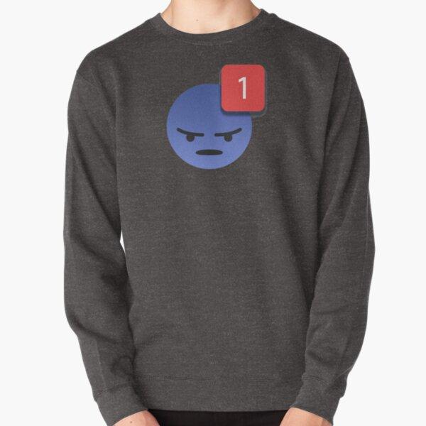 Discord Emoji Ping Meme Sweatshirt épais