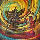 Shiva Shakti by Vrindavan Das