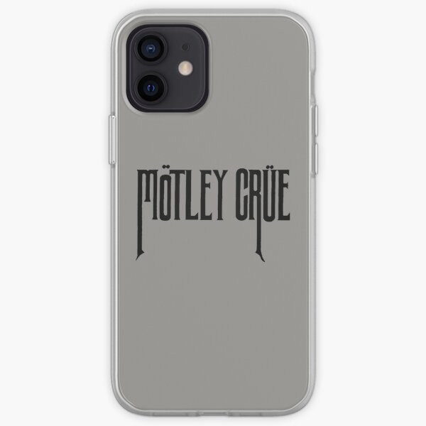 Motley and rude iPhone Soft Case