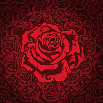 Red Roses by NVMDesigns