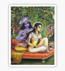 Shringar lila Sticker