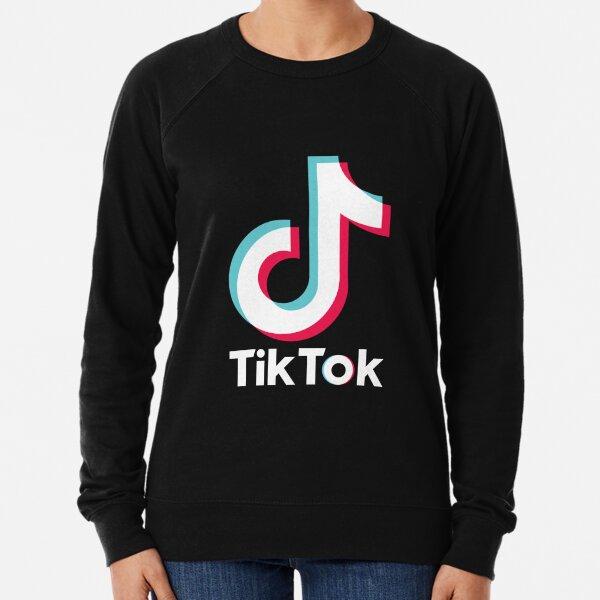 TikTok Lightweight Sweatshirt