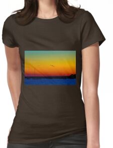 Strata Womens Fitted T-Shirt
